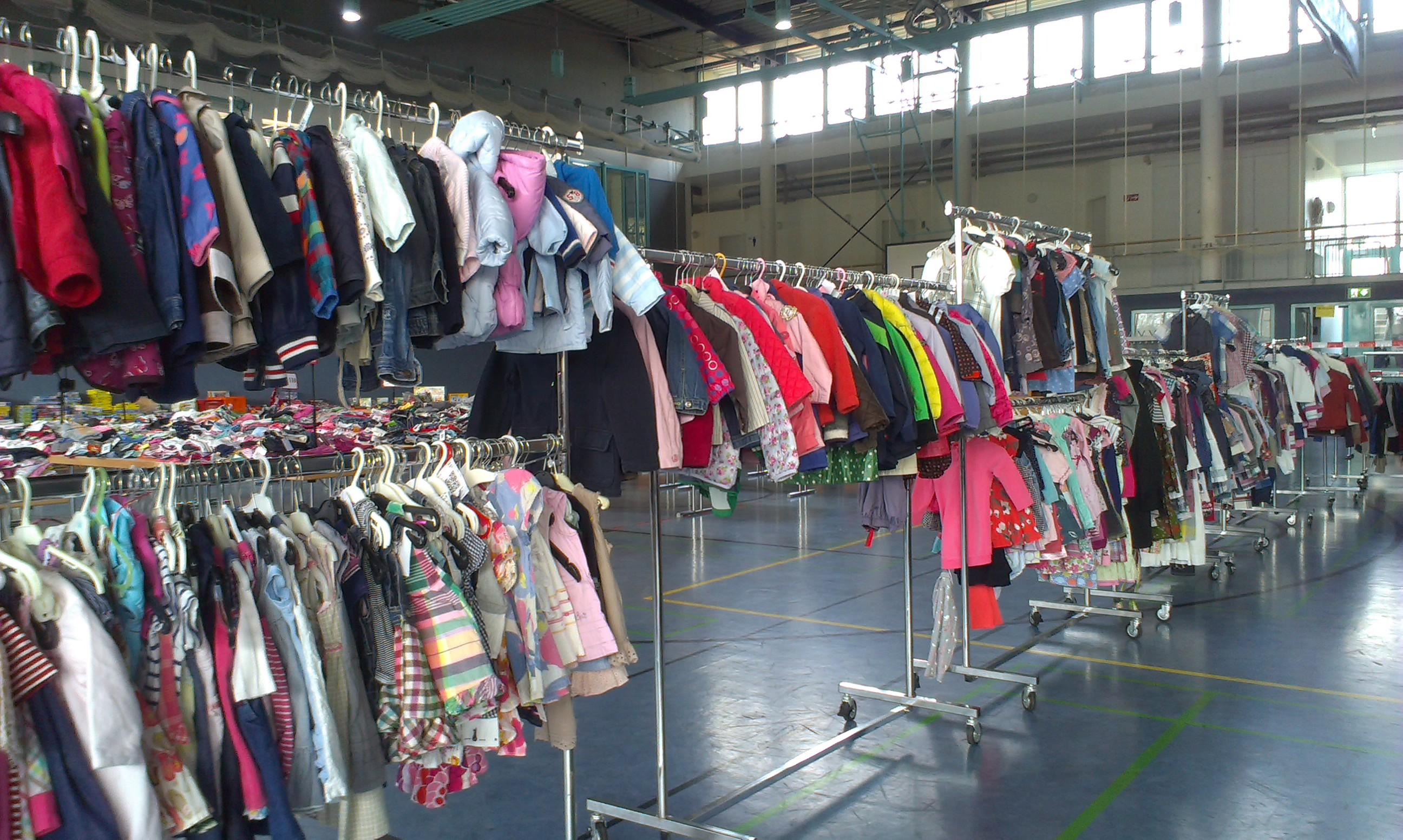 Marken kleider basar hochheim