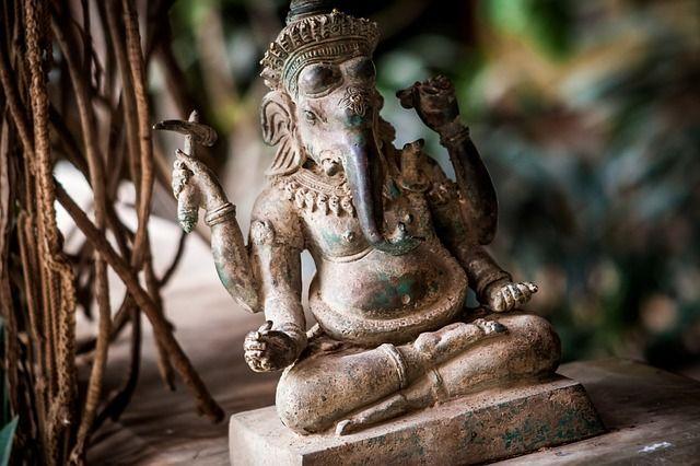 indien-statue